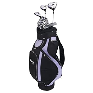 Buy Voit V7 Ladies All Graphite Golf Club Set and Staff Bag by Voit Golf