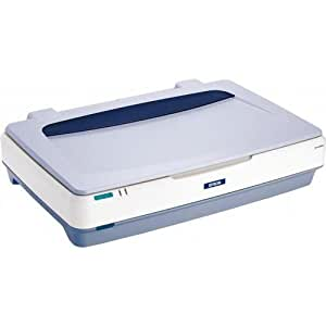 Epson GT 20000 Scanner à plat 297 x 432 mm 600 ppp x 1200 ppp SCSI / Hi-Speed USB