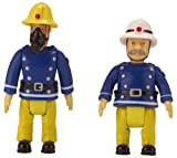 Fireman Sam 2 Figure Pack