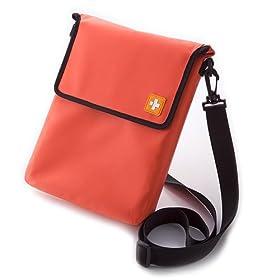 : Simplism iPad用アウトドアバッグ TR-ODBIPAD-OR オレンジ