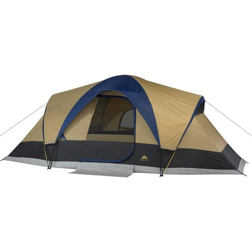 Ozark Trail Weatherbuster 9-Person Dome Tent front-406135