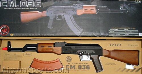 Cyma Akm Aeg Cyma Akm Ak-74 v3 Airsoft Aeg