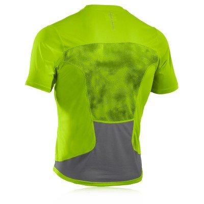 Under Armour HeatGear Flyweight Run Short Sleeve T-Shirt