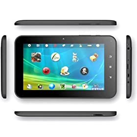 7 Inch Capacitive 5 Point Multi-Touch A10 Android2.3 Tablet PC