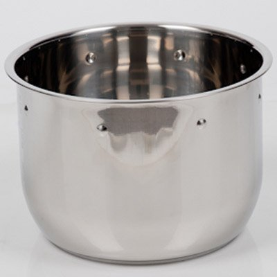6-quart Pressure Cooker 18/10 Stainless Steel Cooking Pot by Secu