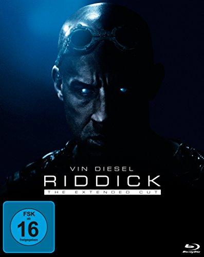 Riddick - Überleben ist seine Rache [Blu-ray] [Limited Collector's Edition]