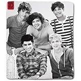 One Direction Fleece Blanket Bed Throw