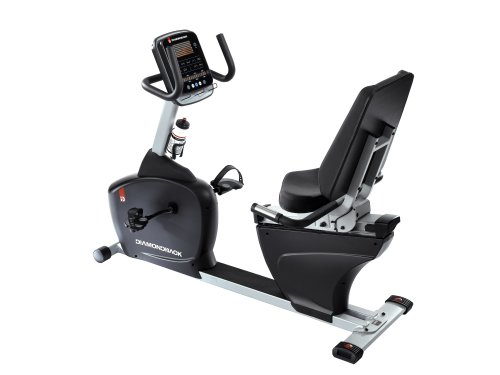 Diamondback Fitness 1000sr Step Thru Recumbent Exercise