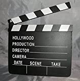 Hollywood Director&#039;s Film Movie Slateboard Clapper