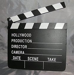 41wXMGg6UqL Reviews Hollywood Directors Film Movie Slateboard Clapper