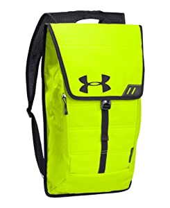 Under Armour Rucksack Tech Pack Sackpack 18 Liters Gelb (Hi Viz) 1248866-731
