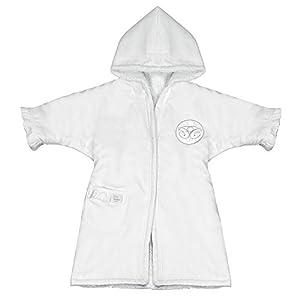 Câlin Câline, Albornoz para niños, 2 años, blanco (Blanc) marca Câlin Câline