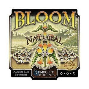 Organic Bloom Qt - Humboldt Nutrients - Organic