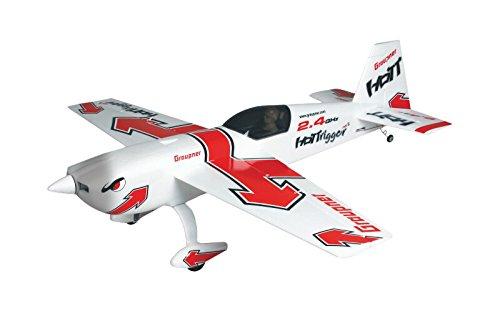 Graupner-13400SD-WP-HoTTrigger-1400S-Flugzeug