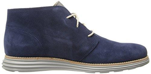 Cole Haan Lunargrand Chukka 男式休闲短靴图片