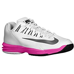 NIKE LUNAR BALLISTEC WOMENS TENNIS SHOES