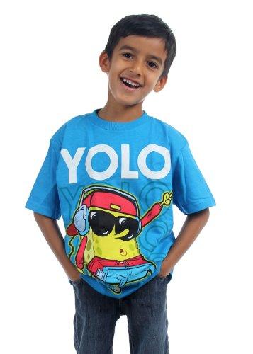 Bob-Esponja-Pantalones-Cuadrado-Juvy-YOLO-camiseta