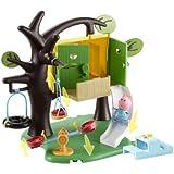 Delightful Peppa Pig Peppa's Treehouse PlaySet --