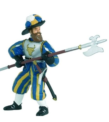Swiss Guard Blue