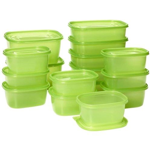 Debbie Meyer 32 Piece Ultralite Greenboxes - Green