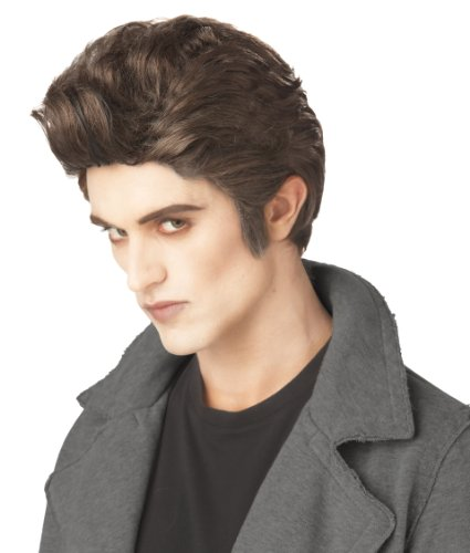 California Costumes Men's Love At First Bite Wig