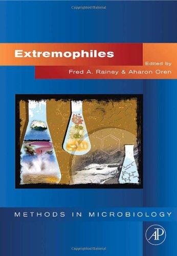 Extremophiles, Volume 35 (Methods in Microbiology)