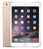 【SIMフリー】 Apple アップル iPad mini 3 アイパッド ミニ A1600 香港版 [並行輸入品] (16GB, ゴールド)