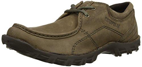 Cat Footwear - Consequent, scarpe derby  da uomo, marrone(braun (newt)), 42