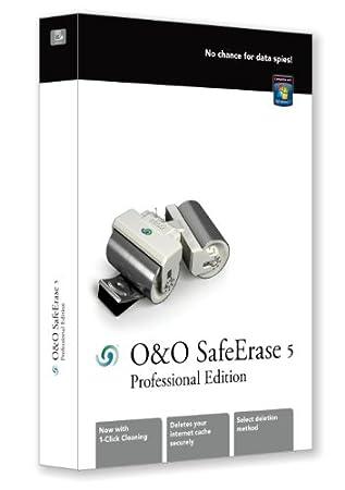 O&O SafeErase 5 Professional (PC)
