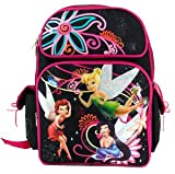 Disney Fairy Tinker Bell Backpack - Tinkerbell School Backpack - Kaleidoscope