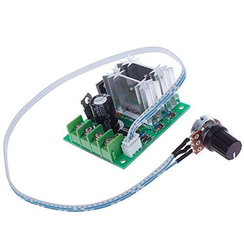Dc 6V-30V 10A Pwm Dc Motor Controller Speed Regulation 6V 12V 24V Pulse