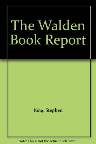 the-walden-book-report