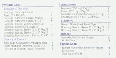 Adventure Medical Kits UltraLight & Watertight .7 Kit from Adventure Medical Kits
