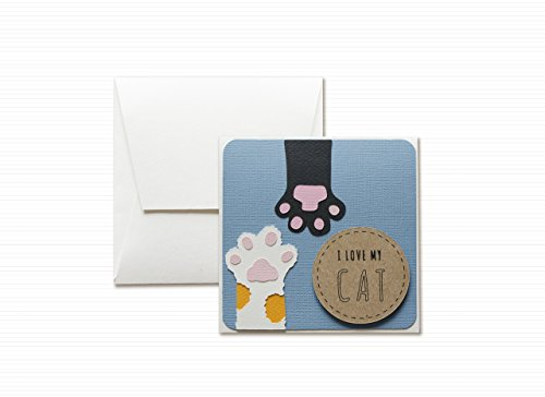 i-love-my-cat-miau-haustiere-grusskarte-mit-umschlag-12-x-12-cm-handgemachte-karte-freier-raum-nach-
