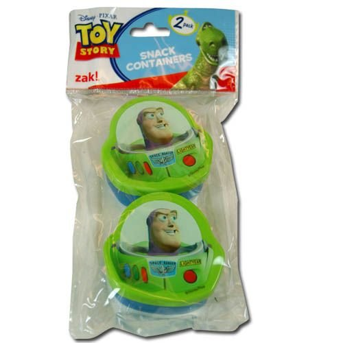 Toy Story Snack N Store Food Storage Containers - 1
