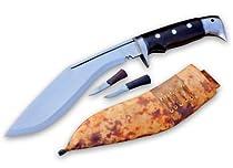 """10"""" Blade American Eagle Khukuri - Genuine Gurkha Kukri - Handmade by GK&CO. Kukri House in Nepal."""