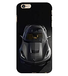 Fiobs Sports Car Phone Back Case Cover for Apple iPhone 6