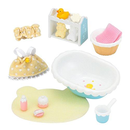 "Epoch Sylvanian Families Sylvanian Family Doll ""Baby Bath Set Ka-210"" - 1"