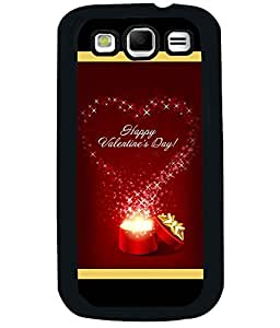 Fuson 2D Printed Love Designer back case cover for Samsung Galaxy S3 Neo - D4167
