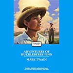The Adventures of Huckleberry Finn (       ABRIDGED) by Mark Twain Narrated by Jack Lemmon