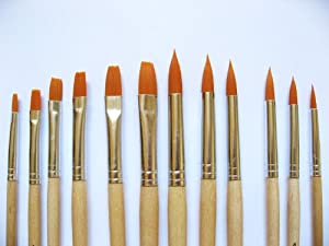 Grace Art Water Color Brush Set WS12