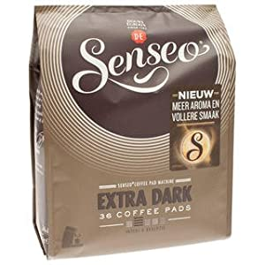 Senseo Coffee Pods - (Pack of 3) (Senseo Variety Pack 3 Different Flavors - 36 Pods)