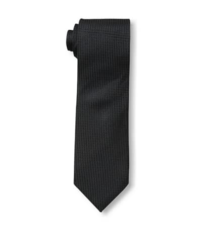 English Laundry Men's Tie, Black, One Size
