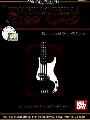 The Encyclopedia of Bass Riffs: Examples of Over 40 Styles