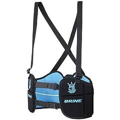 Buy Brine Youth Uprising II Lacrosse Rib Pad by Brine