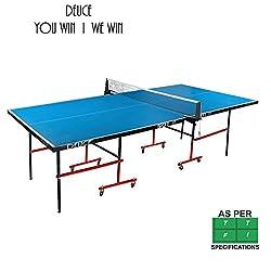 TABLE TENNIS TABLE-DEUCE 501 IN