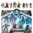 Marvel Exclusive Action Figure 8-Pack The Avengers [Iron Man, Thor, Captain America, Hulk, Black Widow, Hawkeye, Nick Fury & Loki]