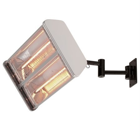 Golden Designs DYN-PH-1531-01 Dynamic Outdoor Infrared Wall Mount Patio Heater with Remote