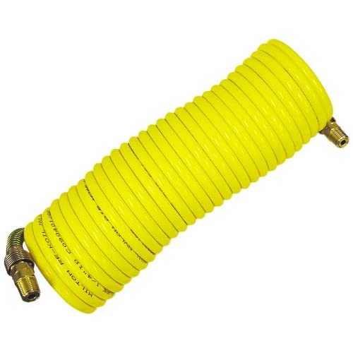 Amazon.com: Milton 1669 Nylon Air Hose Recoil 1/4 X 25