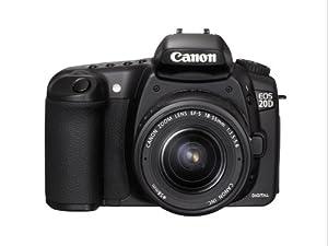 Canon EOS 20D Digitalkamera (8 Megapixel) inkl. 18-55 EF-S Objektiv